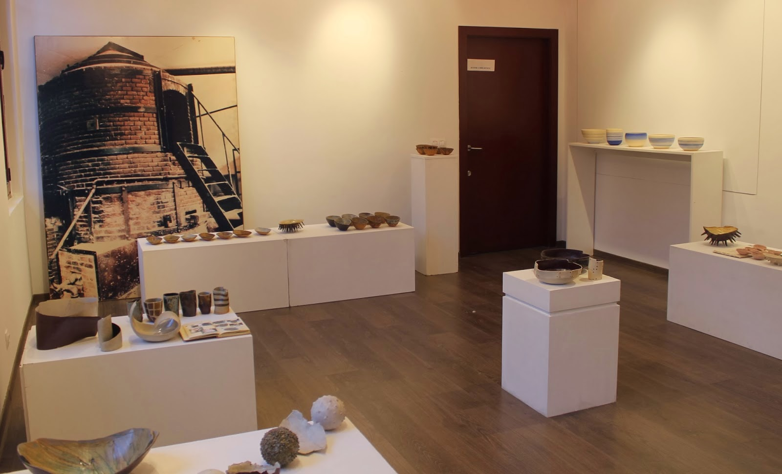 Escuela De Cer Mica De La Moncloa Madrid Exposici N 2