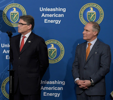 This is how the Kochs' anti-renewable agenda becomes White House policy