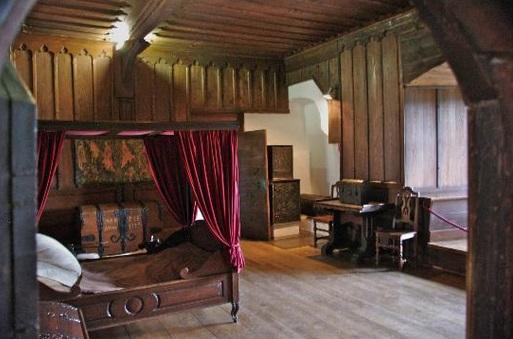medieval castle bedroom the image kid