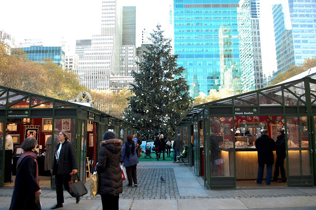 Christmas Market New York City