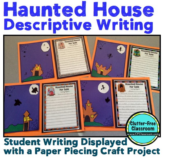descriptive essay on a haunted house