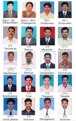TOP 20 students of AE Civil 2010-2011exam            ( All Top 20 students are from our institute )