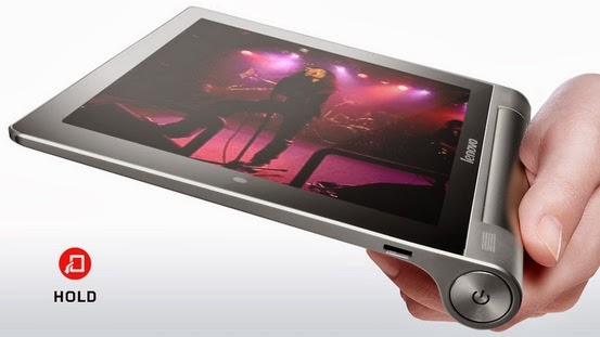 Gambar Lenovo Yoga 8 inch Hold