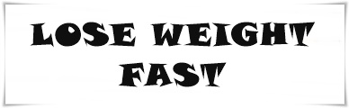 How to Lose 10 pounds in a Week Fast |  Lose Weight Fast
