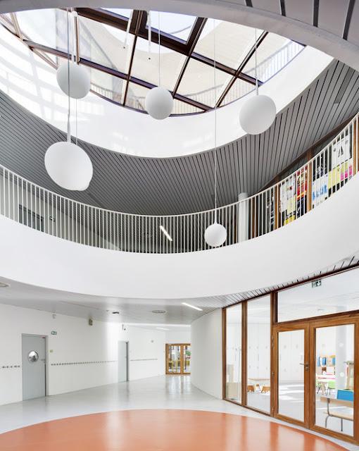 Bobigny School | Foto : Florian Kleinfeen