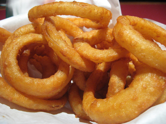 onion rings beer battered 