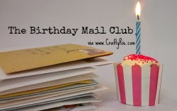 Get snail mail on your birthday!
