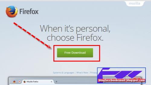 cara download mozilla firefox versi terbaru online installer