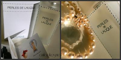 Lalique Perles de Lalique жемчужины Лалик