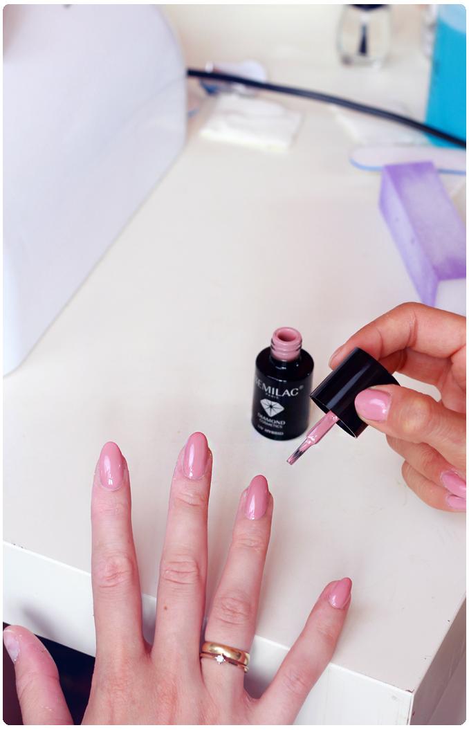 Alina Rose Blog Kosmetyczny Jak Przedłużyć Paznokcie I Nadać Im