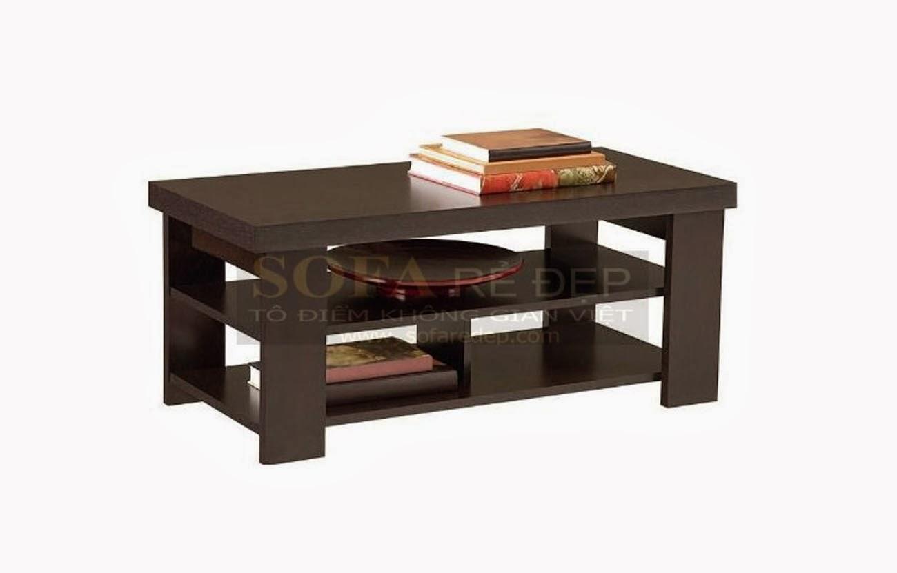 Bàn sofa gỗ BS067