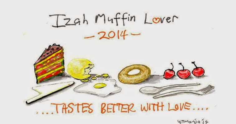 Izah Muffin Lover