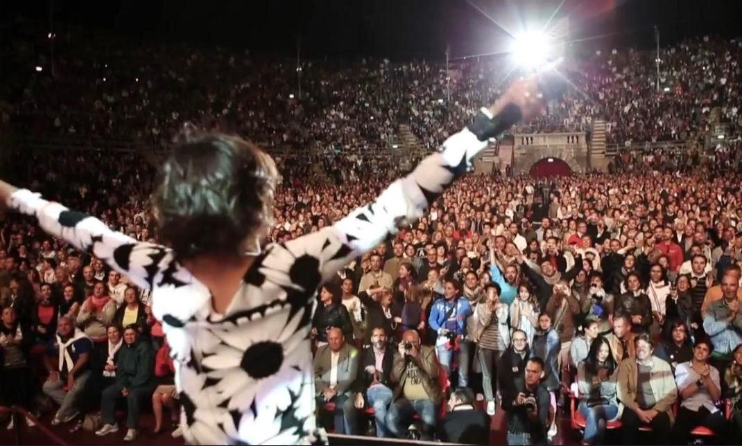 giorgia arena di verona 25 maggio - photo#46