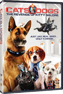 ver ats & Dogs: The Revenge of Kitty Galore [2010] [DvdRip] Online