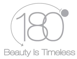 Collaborazione con 180 Cosmetics