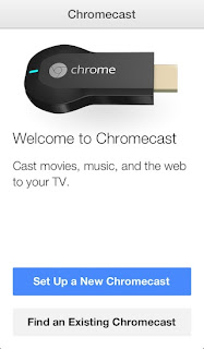 Google Releases Chromecast App for iOS Letting You Setup and Manage Your Chromecast