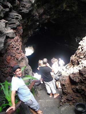 Lanzarote Canarias Jameos del Agua