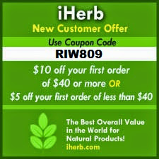 Cupon de reducere iHerb