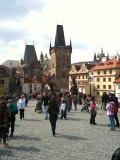 The fairy tale city of Prague