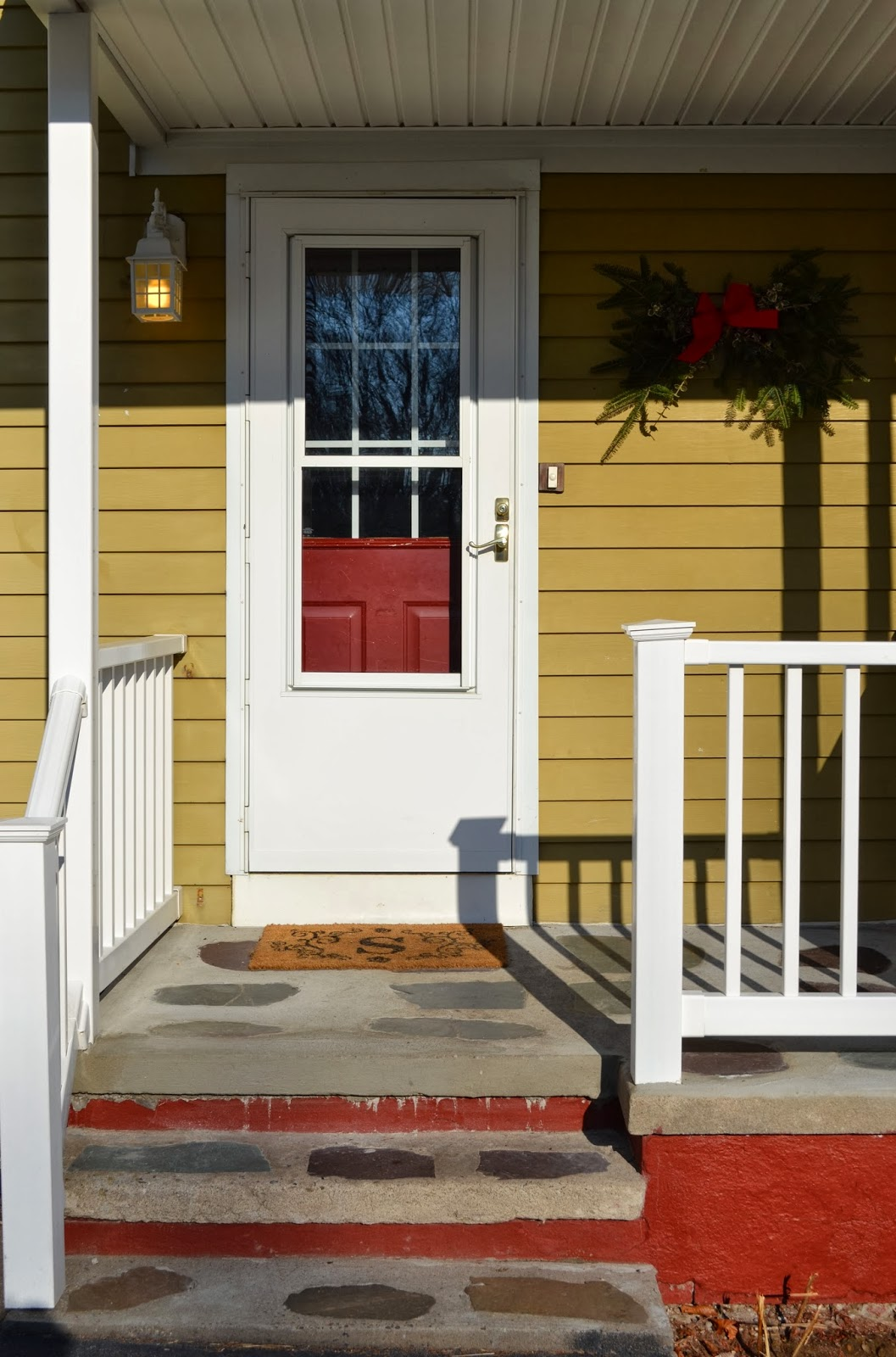 ckuh painting our aluminum siding. Black Bedroom Furniture Sets. Home Design Ideas