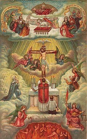 Msza trydencka | Skutki ofiary Mszy świętej