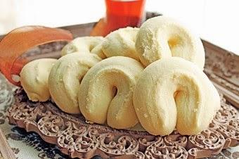 Damla sakızlı un kurabiyesi tarifi