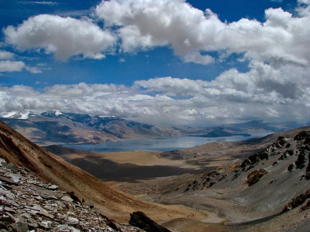 Tsomoriri Lake Trek