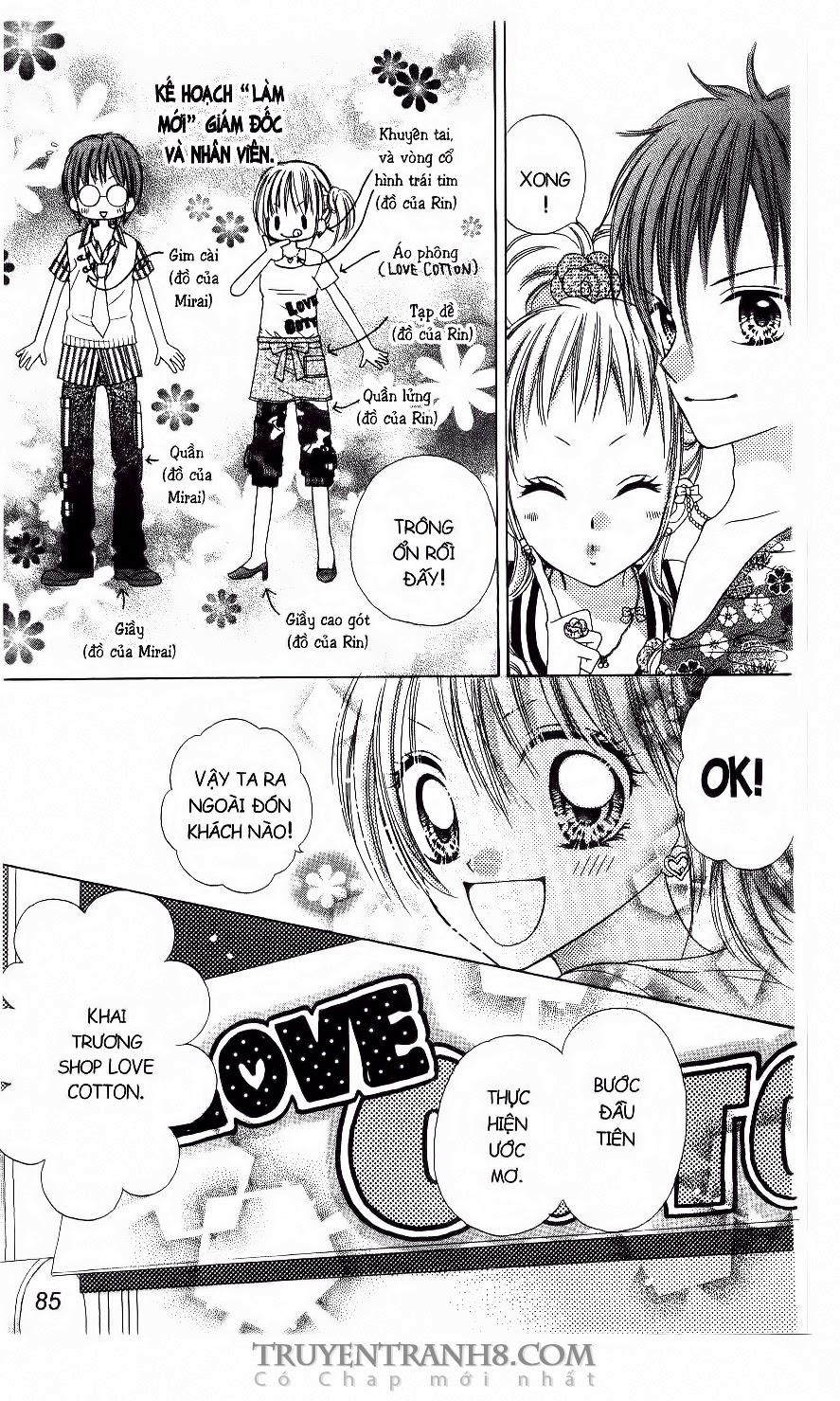 Love Cotton!!! chap 3 - Trang 27
