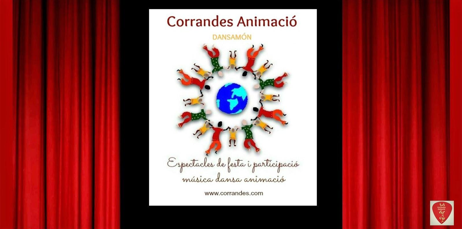 Web CORRANDES ANIMACIÓ