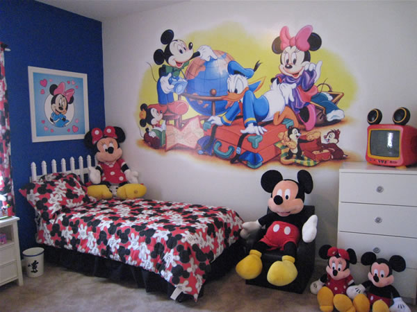 13 Latest Mickey Mouse Stickers for Kids Room Walls