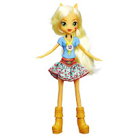 Equestria Girls Applejack (Friendship Games)