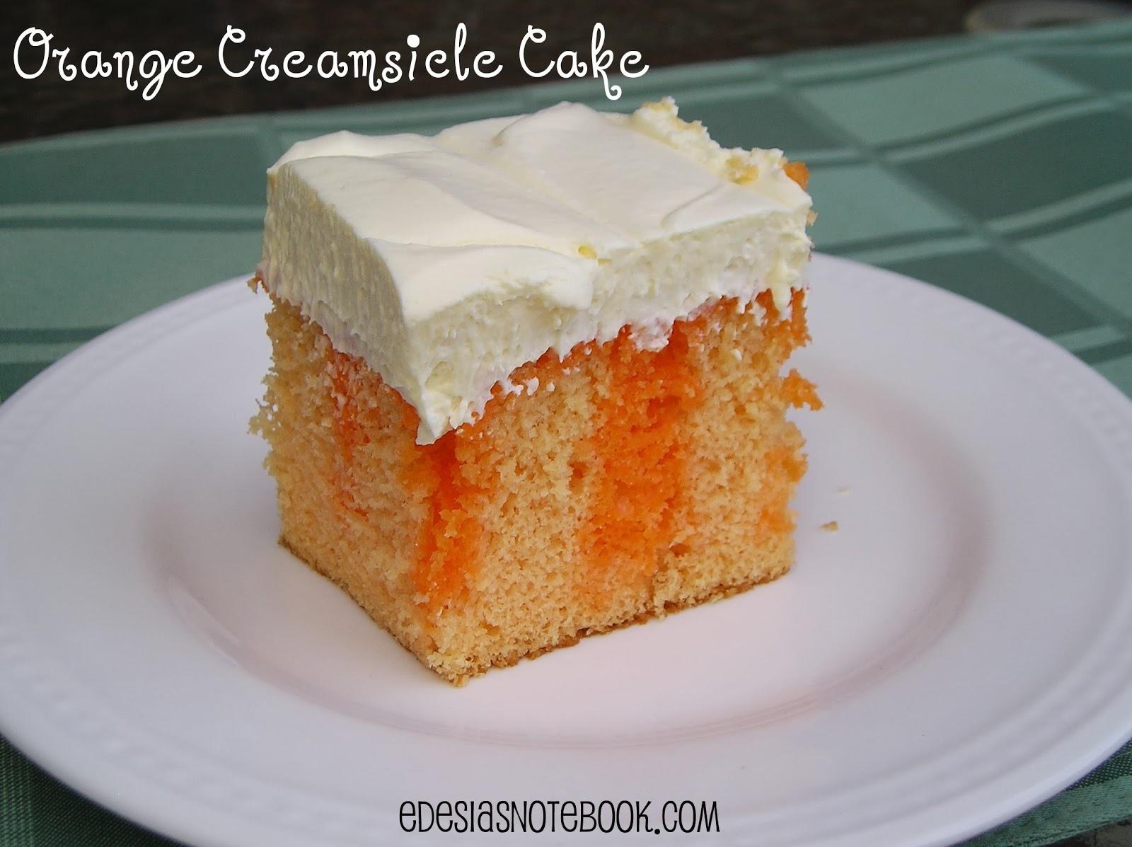 Orange Creamsicle Cake Recipe Duncan Hines