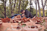 "NeenaAnuar GIVEAWAY ""Autumn In Melbourne"" (2011)"