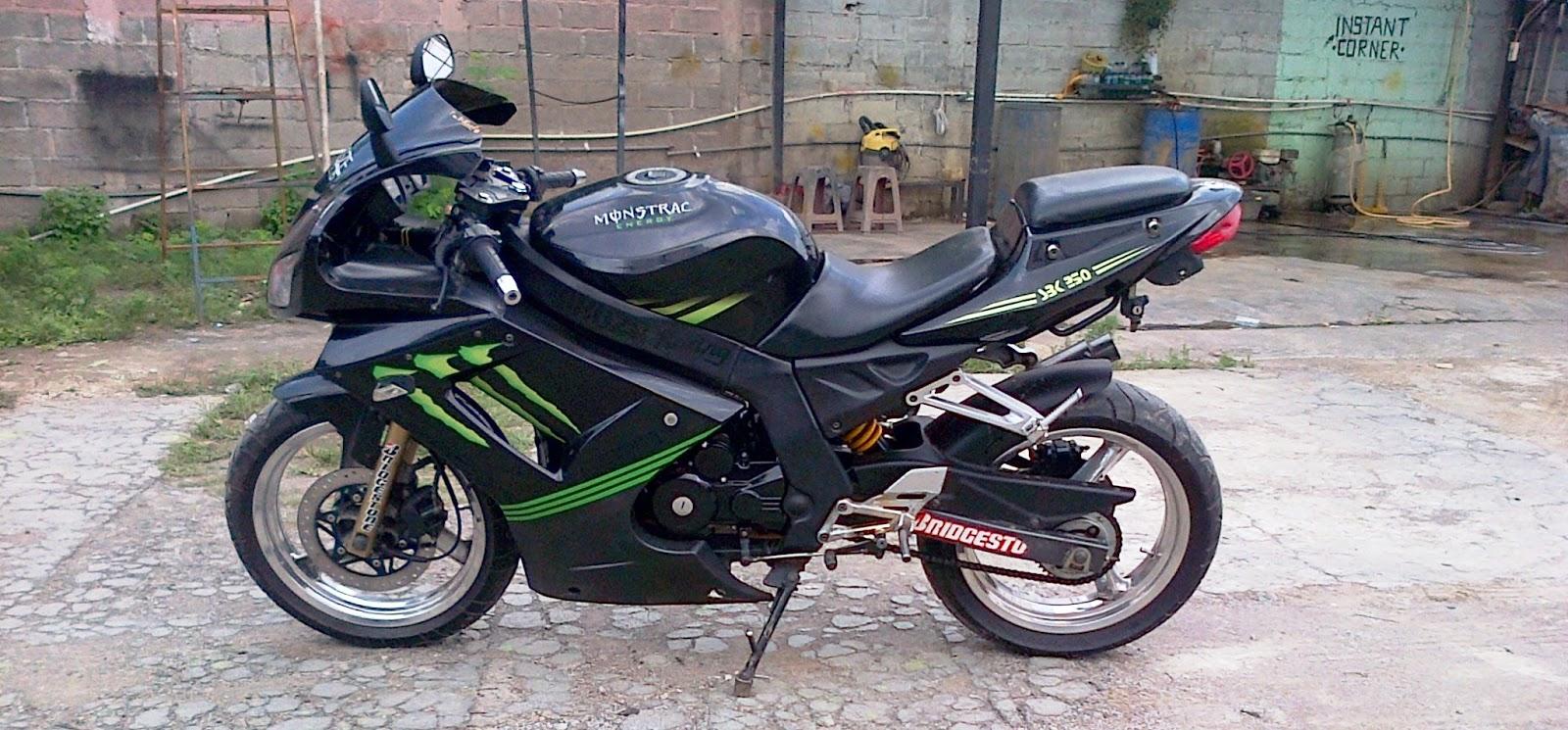 JUAL MOGE SUPERBIKE 250 cc
