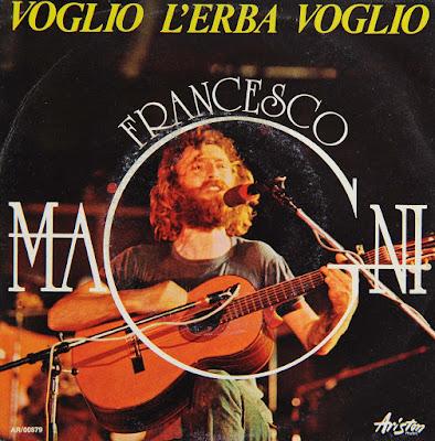Sanremo 1980 - Francesco Magni - Voglio l'erba voglio