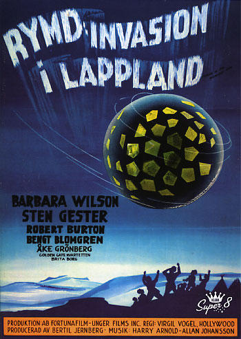 Rymdinvasion i Lappland movie