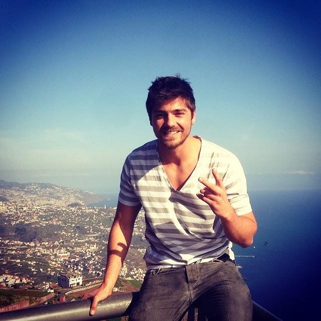 ... (pt) @ilha da Madeira, Portugal || o LUCAS da novela BELMONTE da TVI
