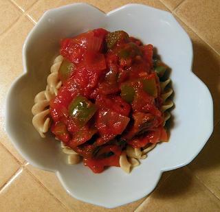 Rigatoni with Classic Tomato Sauce
