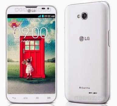 Harga LG L80 Dual