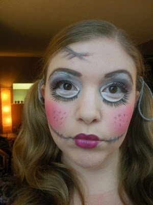 vibrant vivacious veracious beauty blog halloween