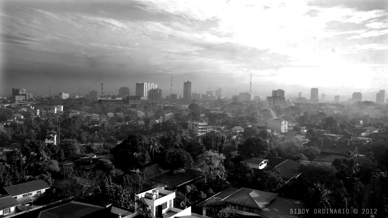 Quezon City Skyline