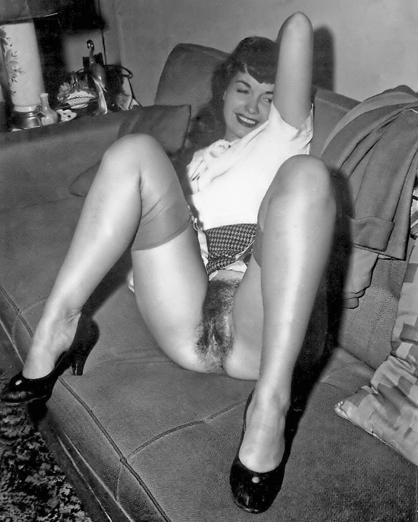 nude pictures of bettie page