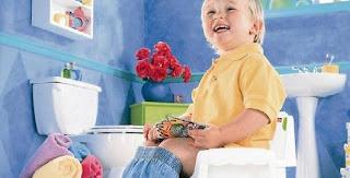 Bebeklerin Çocukların Tuvalet Eğitimi