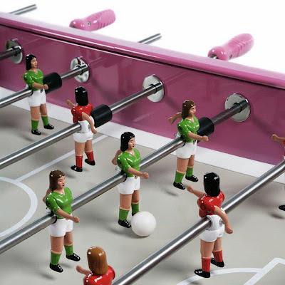 Futbolito femenino