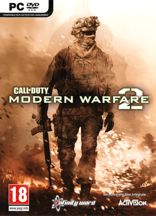 Download – PC: Call of Duty Modern Warfare 2 + Crack (2009 – Byjeff)