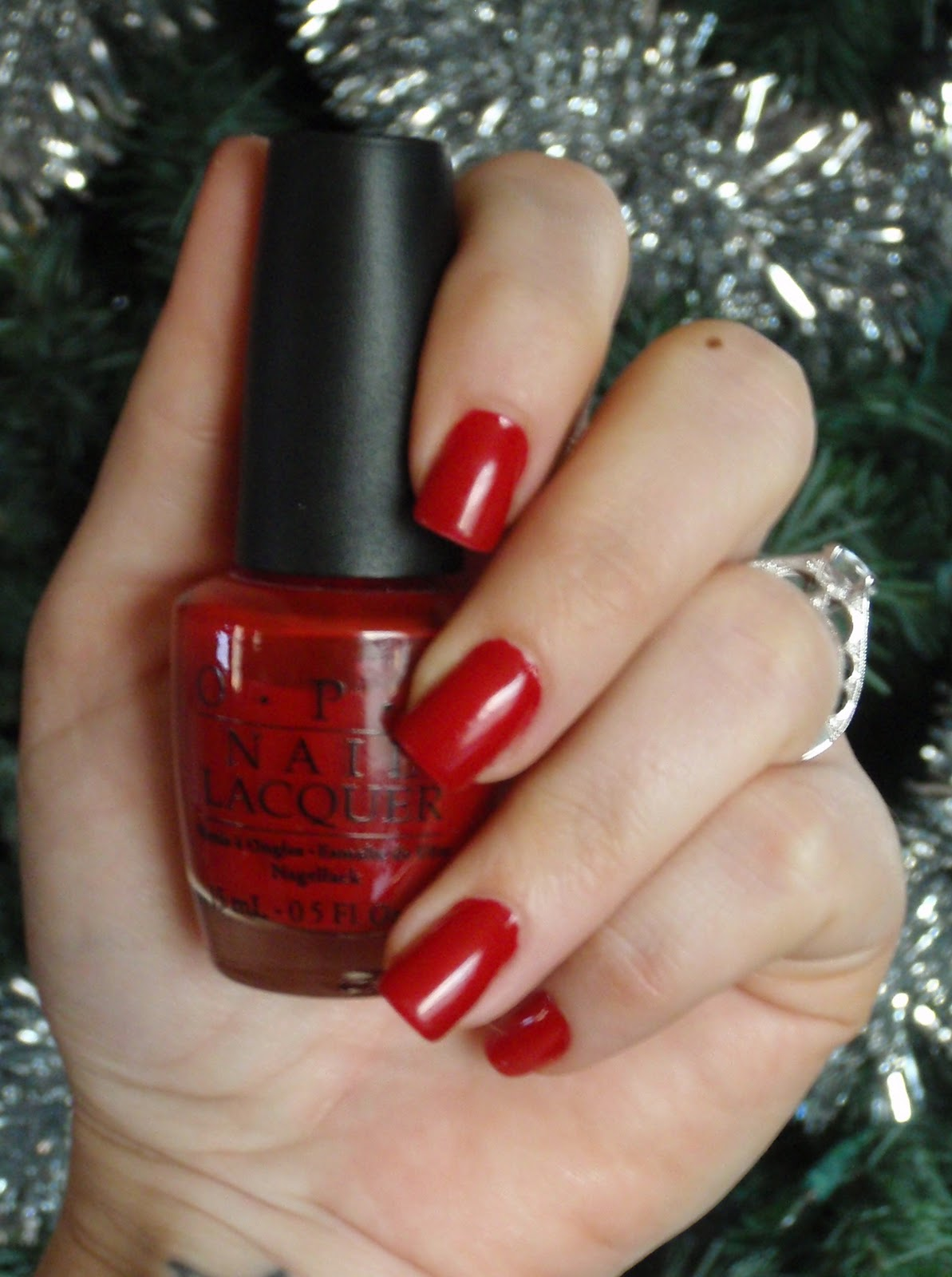 OBSESSIONS to LIVE FOR...: \'NOTD: OPI Vodka & Caviar\'... and ...
