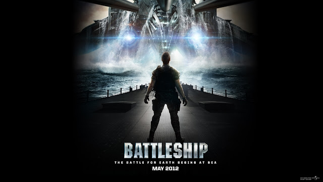 Battleship: The Battle for Earth begins at Sea