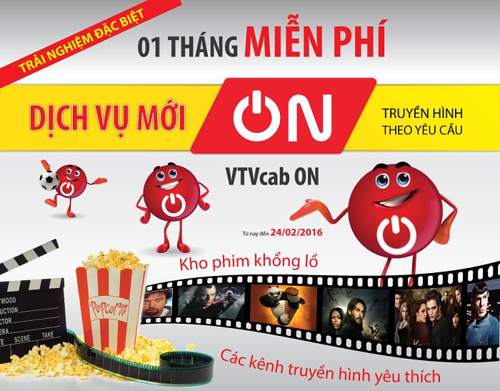 Truyền hình cáp VTVCab-HD