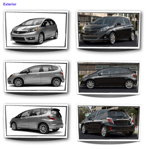 honda fit vs toyota yaris skyspace blog Automatic Processing Cars That Are Automatic