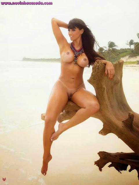 FotosNua.Com Carol Dias nua linda morena pelada na Sexy